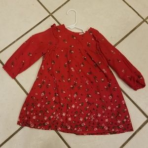 Girl's lightweight dress